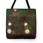 Spain: Automobile, 1909 Tote Bag