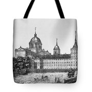 Spain: El Escorial, C1860 Tote Bag
