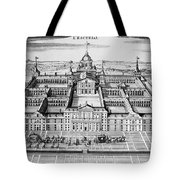 Spain: El Escorial Tote Bag