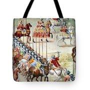Spain: Higueruela, 1431 Tote Bag