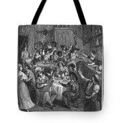 Spain: Inn, 1810 Tote Bag