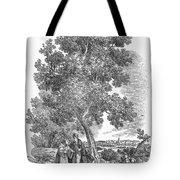 Spain: Orange Tree Tote Bag