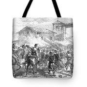 Spain: Second Carlist War Tote Bag