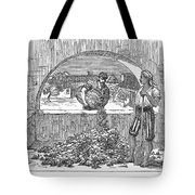 Spain: Sherry Production Tote Bag