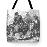 Spain: Wine Transport Tote Bag