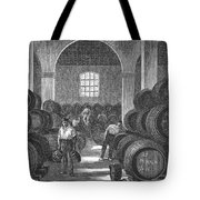 Spain: Winery Tote Bag