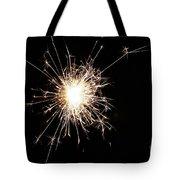 Spangle Tote Bag by Susan Herber