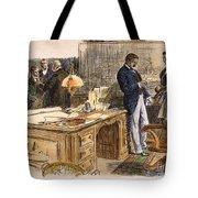 Spanish-american War Tote Bag