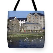 Spanish Arch, Galway City, Ireland Tote Bag
