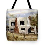 Spanish Mansion Tote Bag