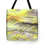 Spanish Mountain Village 01 Tote Bag