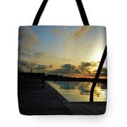 Spanish Sunrise Tote Bag