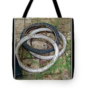 Spare Tires Tote Bag
