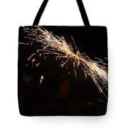 Sparks Disco Tote Bag