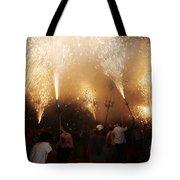 Sparks Rain 2 Tote Bag