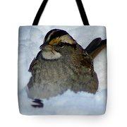 Sparrow V Tote Bag
