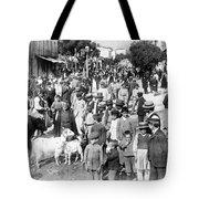 Sparta Greece - Street Scene - C 1907 Tote Bag