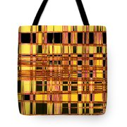 Speak To Me - Abstract Art Tote Bag