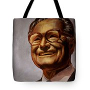 speaking of Rockefeller... Tote Bag