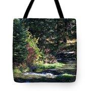 Spearfish Canyon Tote Bag