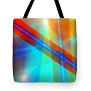 Spectrum Correction Tote Bag
