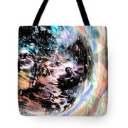 Speeding There Tote Bag