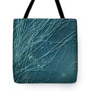Sphaerotilus Bacteria Tote Bag