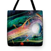 Sphere Metaphysics Tote Bag