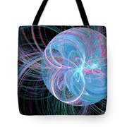 Spherical Symphony Tote Bag