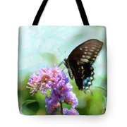 Spicebrook Swallowtail Ds Tote Bag