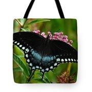 Spicebush Swallowtail Din038 Tote Bag