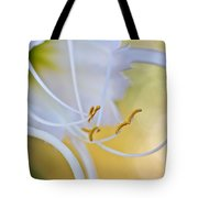 Spider Lily 2 Tote Bag