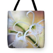 Spider Lily 3 Tote Bag