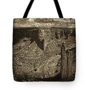 Spider Rock - Toned Tote Bag