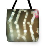 Spider Web Bokeh 3.0 Tote Bag