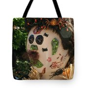 Spiderman Scarecrow Tote Bag