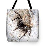 Spiders Trap Tote Bag