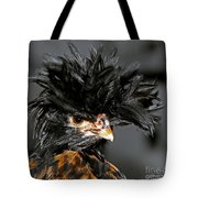 Spike - Punk Rocker Of The Chicken World Tote Bag