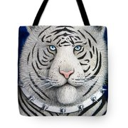 Spike The Tiger Tote Bag