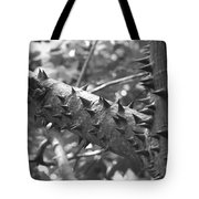 Spiked Limbs Tote Bag