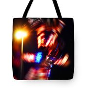 Spin Two Tote Bag by Charles Stuart