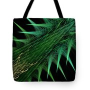 Spiny Branch Tote Bag