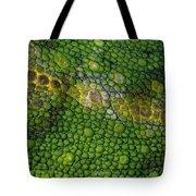 Spiny Desert Rhinoceros Chameleon Tote Bag