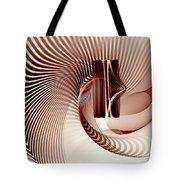 Spiral-2 Tote Bag