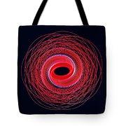 Spiral Abstract 24 Tote Bag