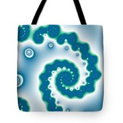 Spiral Cloud Tote Bag