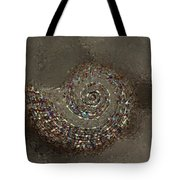 Spiral Textures Tote Bag