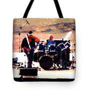 Spirit At The Gorge 36a Tote Bag