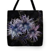 Spirit Flowers Tote Bag