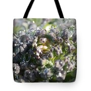 Spirit Of Broccoli Tote Bag
